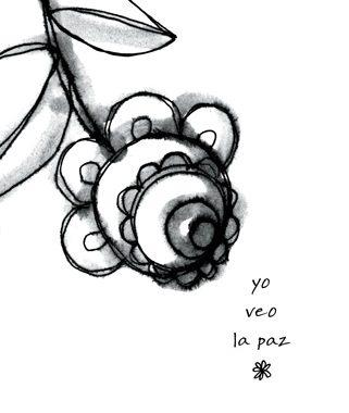 Yo Veo La Paz by Maya Gonzalez