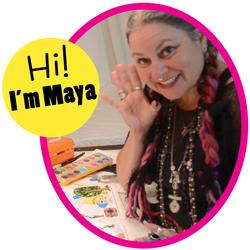 Hi! I'm Maya Gonzalez