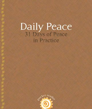 Daily Peace: 31 Days of Peace in Practice