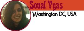 Sonal Vyas