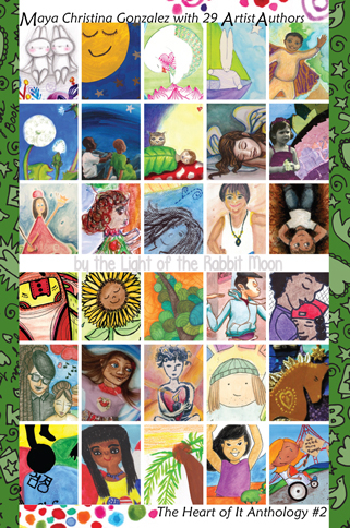 A Sampling of the 29 ArtistAuthors included in the book