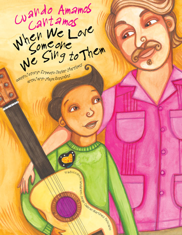 When We Love Someone We Sing to Them - Ernesto Martinez & Maya Gonzalez