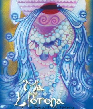 Ma Llorona - a ghost story - by Maya Gonzalez