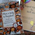 Hardcover includes Support Materials for Adult Allies: Reading Guide, Community Projects and Art & Witnessing Worksheets