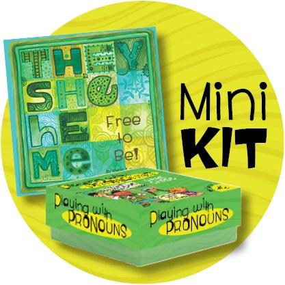 Playing with Pronouns Mini Kit