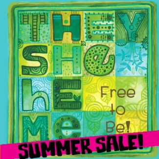They She He Me: Free to Be! - SALE COPIES!