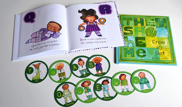Playing with Pronouns & Children's Books on pronouns